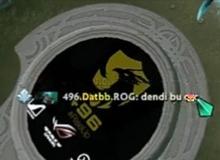 Sốc! Game thủ DOTA 2 Việt bật chat all, chửi thẳng mặt huyền thoại Dendi ngay trong trận đấu chuyên nghiệp