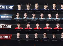 Liên Quân Mobile: Hết vô địch thế giới và giải Đài Loan, người Hàn lại tiến sâu tại giải Thái Lan