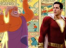 """Góc hài hước: Siêu anh hùng Shazam từng suýt """"ăn hành"""" bởi lũ cướp chỉ vì... thần Zeus bị đau vai"""