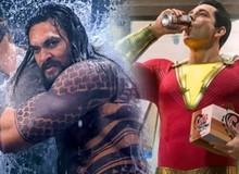 """""""Thánh lầy"""" Shazam sẽ vượt qua Aquaman trở thành phim siêu anh hùng hay nhất của DC?"""