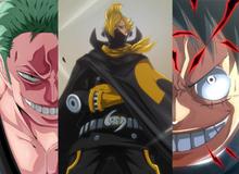 One Piece: Các thành viên của băng Mũ Rơm sẽ mạnh hơn thế nào sau cuộc chiến với Tứ Hoàng Kaido ở Wano quốc