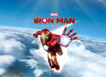Xuất hiện tựa game thực tế ảo đầu tiên về siêu anh hùng Iron Man