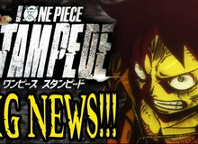 Hé lộ dàn diễn viên lồng tiếng cho những nhân vật phản diện mới xuất hiện trong One Piece: Stampede