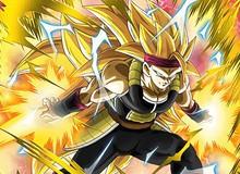 Dragon Ball Super: Broly - Cha Goku hóa Super Saiyan God từ trí tưởng tượng của người hâm mộ