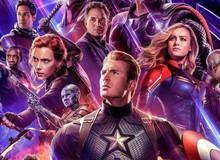 Avengers: Endgame tung loạt poster mới cực chất đầy đủ dàn siêu anh hùng của MCU từ trước đến nay