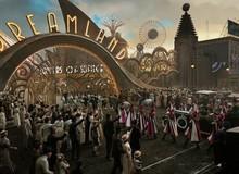 Dreamland của Dumbo, chú voi biết bay là giấc mơ nơi những gì không thể đều có thể