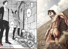 Attack on Titan: Hình dạng mới của Eren sau khi ăn Titan ngựa bị dìm một cách thê thảm khiến fan lắc đầu ngao ngán