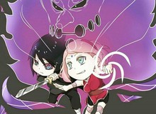 Chưa thấy cái game nào mà Susanoo của Sasuke rồi Cửu Vĩ của Naruto lại… đáng yêu dã man thế này