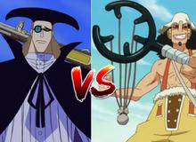 One Piece: Sức mạnh haki quan sát của Van Augur, chỉ huy cực mạnh dưới trướng Tứ Hoàng Râu Đen là gì?