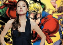 Angelina Jolie sẽ gia nhập MCU qua dự án diện ảnh The Eternals
