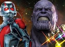 """Cả cộng đồng mạng """"náo loạn"""" bởi giả thuyết Ant-Man sẽ chui vào """"hậu môn"""" Thanos rồi phóng to lên"""