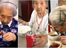 Chỉ ngồi ăn lẩu và uống cocacola, cụ bà 98 tuổi thành hiện tượng của Internet
