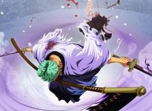 Spoiler One Piece 938: Hóa ra mỹ nhân Zoro cứu mạng chính là em gái của Chúa công Momonosuke