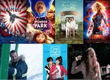 Captain Marvel và những bộ phim bom tấn đặc sắc mà bạn không nên bỏ lỡ trong tháng 3
