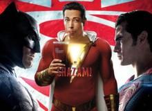 """""""Thánh nhây"""" Shazam tuyên bố Batman cool ngầu hơn Superman"""