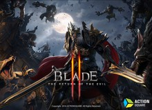 Blade II – Siêu phẩm đến từ Hàn Quốc sắp sửa ra mắt phiên bản quốc tế
