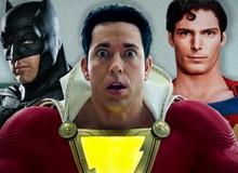 Batman và Superman xuất hiện trong Shazam! cùng 16 easter eggs thú vị bạn không nên bỏ qua
