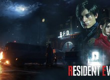 """Resident Evil 2 Remake thu về hơn 5500 tỷ, Capcom đang """"bơi"""" trong tiền"""