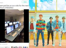 Thiếu nữ Canada dùng 24 chiếc iMac ở trường để canh vé BTS khiến Internet sửng sốt