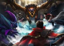Riot Games đáp trả những lời phàn nàn của Doublelift về hệ thống rồng nguyên tố trong LMHT