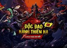 Webgame nhập vai võ hiệp Hàn Đao Hành ấn định ngày ra mắt 07/03