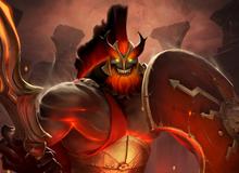 Chiêm ngưỡng sức mạnh hủy diệt của thần chiến tranh God of War trên đấu trường DOTA 2