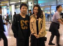 """Huyền thoại AoE Trung Quốc Shenlong tranh thủ """"tự sướng"""" với Hotgirl Việt ngay khi vừa đặt chân tới Nội Bài"""