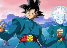 Dragon Ball Super Heroes: Đại thiên sứ sẽ dạy Goku cách kiểm soát hoàn toàn Bản năng vô cực... để chống lại Heart