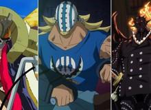 """One Piece: 10 kẻ đeo mặt nạ """"bá đạo"""" nhất thế giới hải tặc, có tên """"hành tỏi"""" được cả Tứ Hoàng (P2)"""
