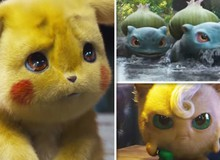Trọn bộ loạt Podcast chính thức của Detective Pikachu, hé lộ thêm 2 loài Pokémon chưa xuất hiện trong trailer