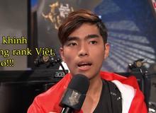"""LMHT: Stark dạy dỗ game thủ Thái Lan """"tới bến"""" trong kèo đối đầu đường trên vì cho rằng game thủ này khinh thường rank Việt"""
