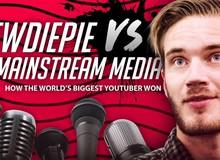 Cùng nhìn lại hành trình trở thành số một của Ông hoàng Youtube Pewdiepie