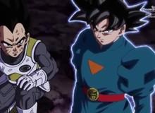 """Dragon Ball Super Heroes: Vegeta bị chiếm lấy thân xác - Goku """"bật"""" Bản năng Vô cực giải cứu Hoàng tử Saiyan"""