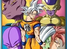 """Dragon Ball Super: 7 nhân vật siêu mạnh mà Goku đã có cơ hội """"trao đổi chiêu thức"""""""