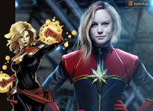 """Brie Larson """"Captain Marvel"""": 20 năm diễn xuất làng nhàng, sống túng thiếu và thiếu tự tin đến nỗi suýt muốn bỏ nghề"""