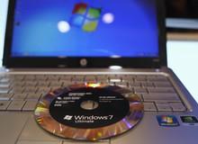 Microsoft bắt đầu mở kinh doanh trên 'cái xác' của Windows 7