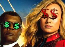 Để hoàn thành bom tấn Captain Marvel, nhà sản xuất đã phải chi ra kinh phí là bao nhiêu?
