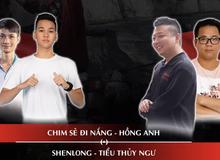 """Giao hữu AoE Việt Trung: Chim Sẻ Đi Nắng """"đại chiến"""" Shenlong vẫn không phá được kỉ lục - Có phải kèo đấu đỉnh cao này đã không còn sức hút?"""