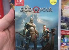 Choáng váng! God of War không còn độc quyền trên PS4?