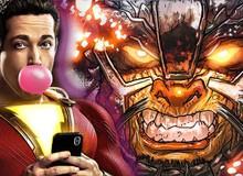 6 vị thần quyền năng ban sức mạnh cho siêu anh hùng Shazam là ai?