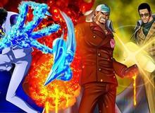 One Piece: Sự khác nhau giữa quan điểm công lý của các Đô Đốc, kẻ quá cực đoan, kẻ thì quá thờ ơ