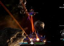 Warp Nexus - Game online bắn nhau tung tóe ngoài vũ trụ vô cùng ấn tượng