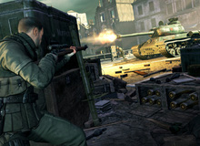 Ngỡ ngàng với đồ họa siêu hoành tráng của Sniper Elite V2 Remastered