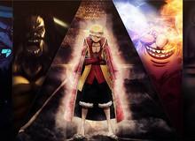 """One Piece: Quá trình phát triển mức truy nã của Luffy sau 20 năm, từ một hải tặc """"vô danh tiểu tốt"""" trở thành """"Ngũ Hoàng"""""""