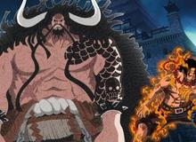 """One Piece: Ace từng là quân bài """"bí mật"""" của Kaido trên hành trình """"xưng bá thiên hạ""""?"""