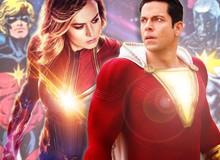 Shazam!: Câu chuyện về sự tranh chấp cái tên Captain Marvel của DC và Marvel