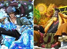 One Piece: 4 nhân vật tuy cụt chân nhưng cực kỳ bá đạo trong One Piece