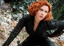 Trước thềm Avengers: Endgame - Black Widow bị cánh săn ảnh đuổi theo ráo riết đến nỗi... phải vào sở cảnh sát trình báo