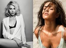 Khi cùng ở độ tuổi 25 thì mỹ nhân Hollywood nào hấp dẫn nhất trong mắt người hâm mộ?