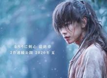 Rurouni Kenshin bất ngờ công bố thêm 2 bộ phim mới về phần cuối, sẽ ra mắt trong năm 2020